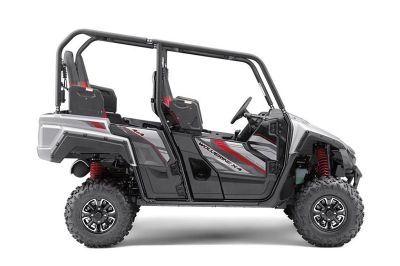 2018 Yamaha Wolverine X4 SE Sport-Utility Utility Vehicles Burleson, TX