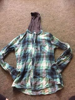 Hooded Flannel EMPYRE BRAND