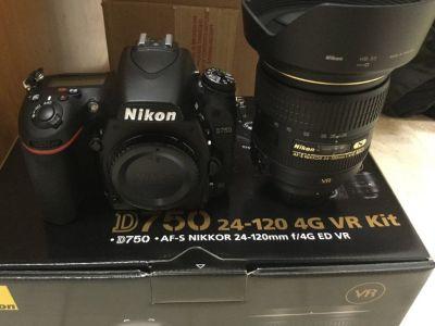 Selling : Nikon D810,Nikon D750,Canon 5D Mark IV, Canon 7D
