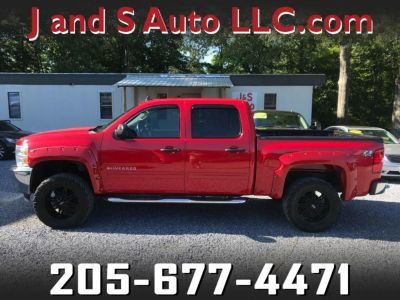 2013 Chevrolet Silverado 1500 LT (RED)