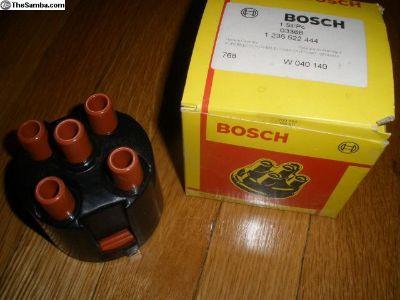 OEM Distributor Bosch Cap w/ black plastic shield