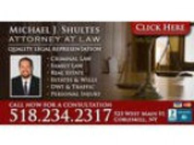 Michael J Shultes Attorney at Law