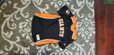 SF Giants Jersey - Size Medium - (Youth)