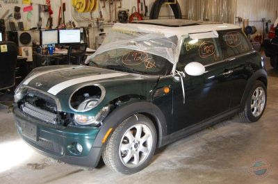 Purchase ROOF CURTAIN AIR BAG MINI COOPER 715425 07 08 09 10 11 12 LFT ARAPRO motorcycle in Saint Cloud, Minnesota, US, for US $134.99