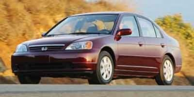 2003 Honda Civic EX (Rallye Red)