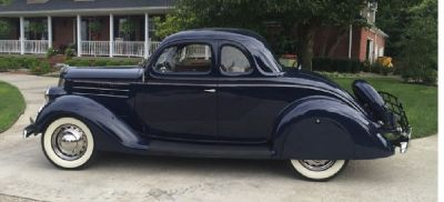 1936 Ford 5-Window Coupe Deluxe for sale in Louisville, KY.