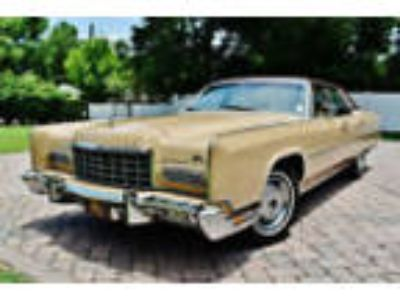 1973 Lincoln Continental Fully loaded rare Town Car imply stunning orginal 1973