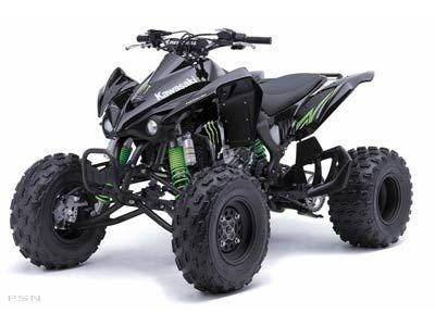 2009 Kawasaki KFX 450R Monster Energy ATV Sport Ebensburg, PA