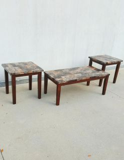 Signature Design by Ashley - Maysville Coffee Table Set