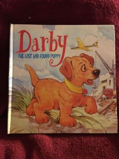 Darby - The Lost and Found Puppy