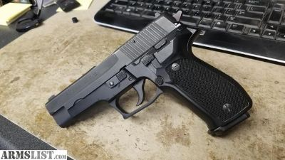 For Sale: Sig Sauer P226 West German Triple Serial number