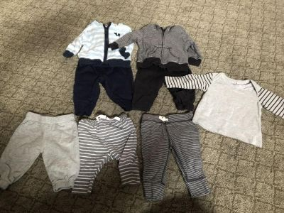 Lot of boys 3 month clothes