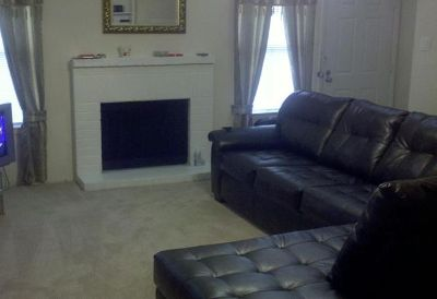 Leather sectional and more for Sale.West Houston