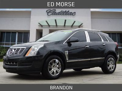 2014 Cadillac SRX Performance Collection (Graphite Metallic)