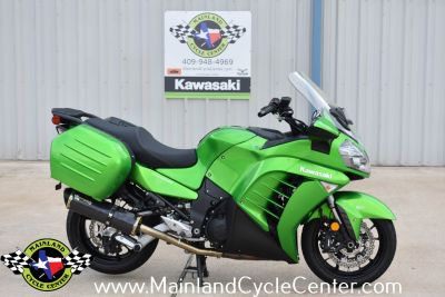 2015 Kawasaki Concours 14 ABS Supersport Touring La Marque, TX