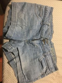 Mossimo (Target) Jean Shorts