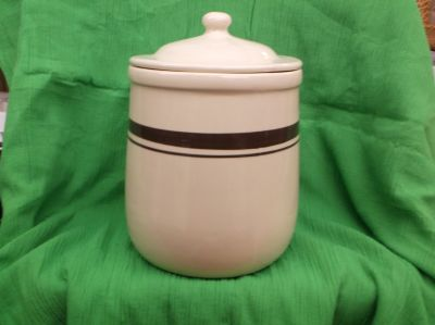 Vintage McCoy Cookie Jar/Canister