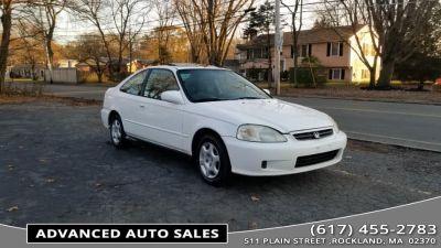 2000 Honda Civic EX (Taffeta White)