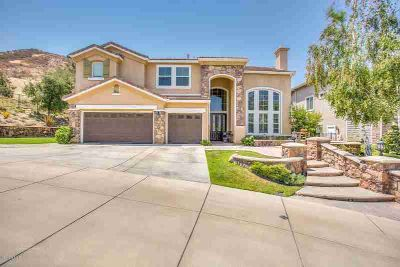 1235 Vintage Oak Street Simi Valley Five BR, Nestled in the