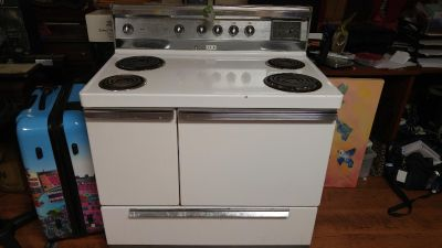 Vintage stove/oven
