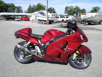 2007 Suzuki Hayabusa 1300 SuperSport Motorcycles Springfield, MA