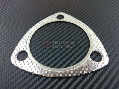 Purchase P2M 70MM 3 BOLT DOWN PIPE EXHAUST GASKET P2-EXH3BGSK-TCO motorcycle in Walnut, California, United States, for US $4.50