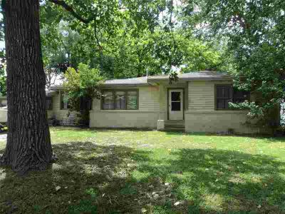 6818 W Bayou Drive HITCHCOCK Four BR, house is in need of tlc
