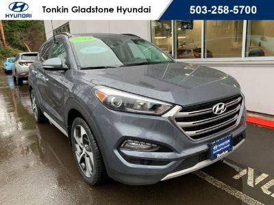 2018 Hyundai Tucson Limited (Gray)