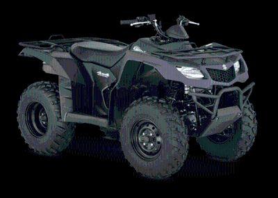 2016 Suzuki KingQuad 400ASi Limited Edition ATV Utility ATVs Pelham, AL