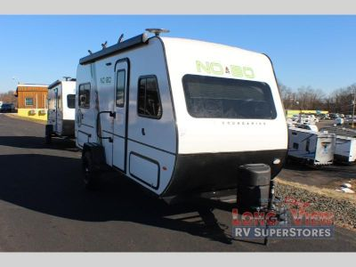 2018 Forest River Rv No Boundaries NB16.5