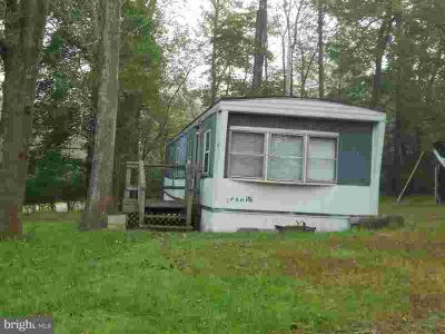 663 Carr Hill Rd Gettysburg Two BR, 1.59 acre with 1973 mobile