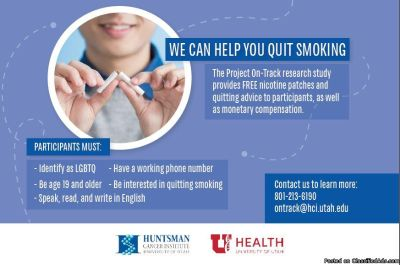 WANT TO QUIT SMOKING??