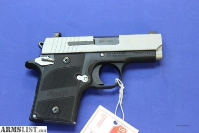 For Trade: Sig Sauer 938 Two-tone w/night sights