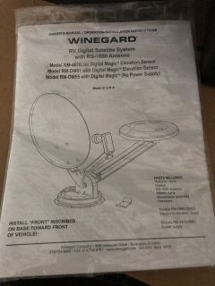 Winegard RV Satellite