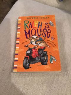 Ralph S. Mouse paperback - shows wear