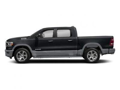 "2019 RAM 1500 Laramie 4x2 Crew Cab 5'7"" Box (Maximum Steel Metallic Clearcoat)"