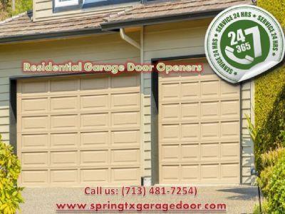Leading New Garage Door Installation and Repair | Spring, TX