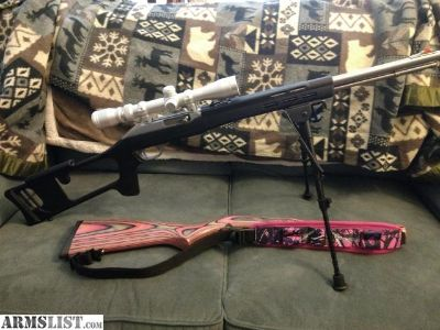 For Sale/Trade: Marlin 60 SS Dragunov