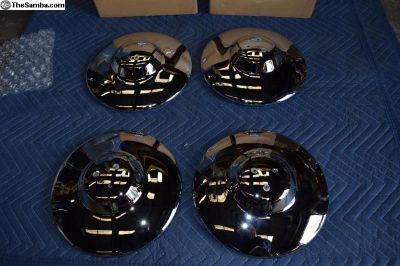 NOS Stoddard Super 356 hubcaps set of 4