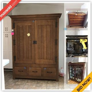 College Park Downsizing Online Auction..