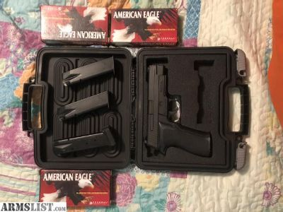 For Sale: Sig Sauer P226 .40 cal