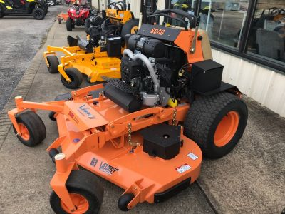 2018 SCAG Power Equipment V-Ride II 61 in. 29hp Commercial Mowers Lawn Mowers Glasgow, KY