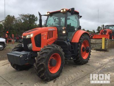2017 Kubota M7-151P 4WD Tractor
