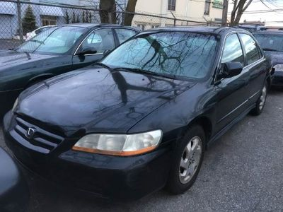 2002 Honda Accord SE 4dr Sedan