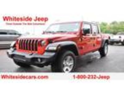 Used 2020 Jeep Gladiator Sport in Mt. Sterling, OH