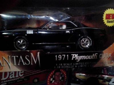 $50 OBO Die-cast 1971 Plymouth Cuda