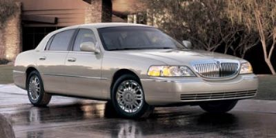 2006 Lincoln Town Car Signature Limited (Blue)