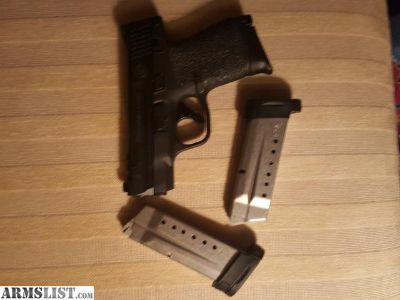 For Sale: Smith & Wesson shield 9 performance center