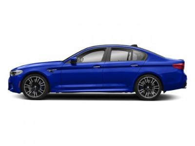2018 BMW M5 (Marina Bay Blue Metallic)