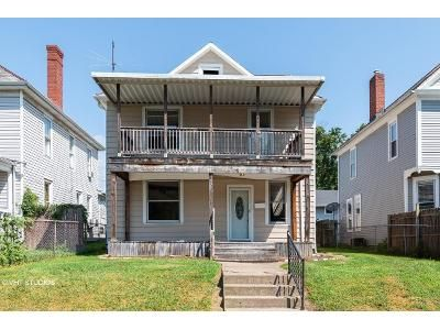 3 Bed 2 Bath Foreclosure Property in Lancaster, OH 43130 - E Wheeling St